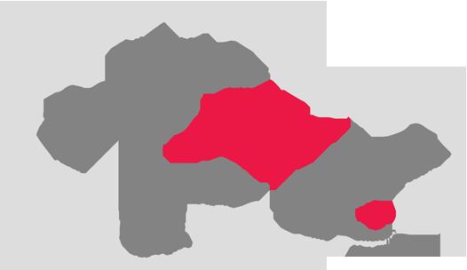 Máme pod palcem celou Moravu a Slezsko. OdOstravy až po Brno.